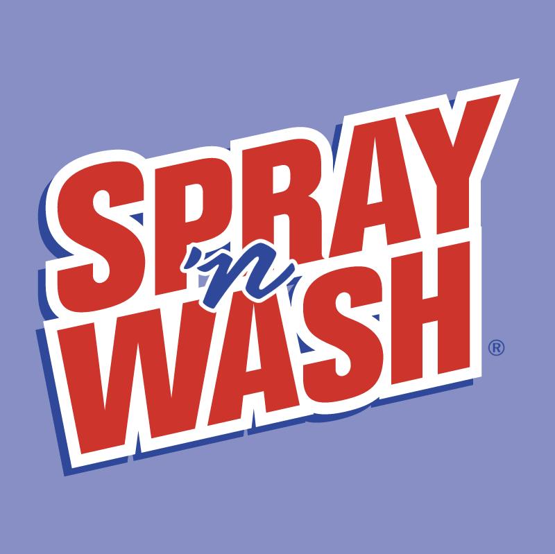 Spray 'n Wash vector