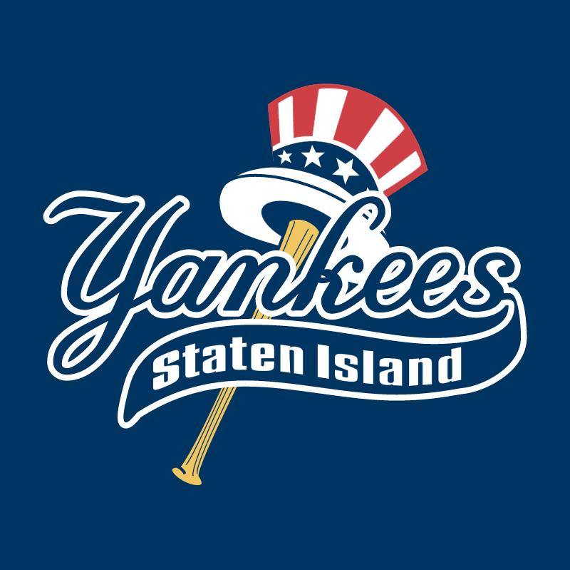 Staten Island Yankees vector