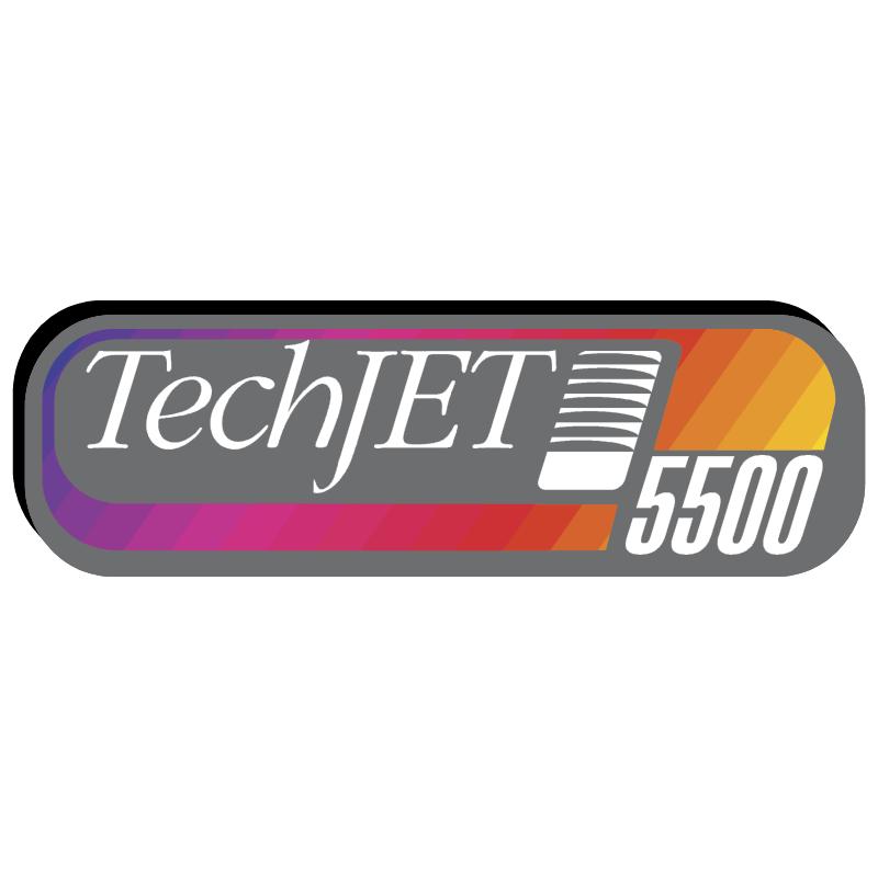 TechJET 5500 vector
