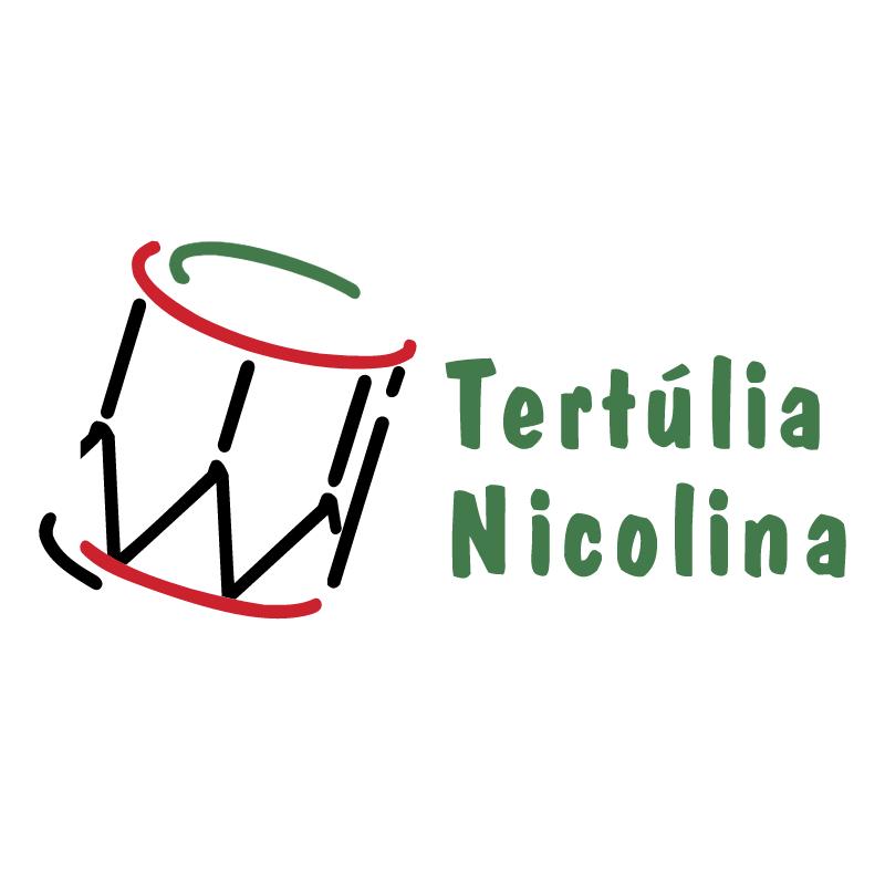 Tertulia Nicolina vector