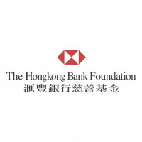 The Hongkong Bank Foundation vector