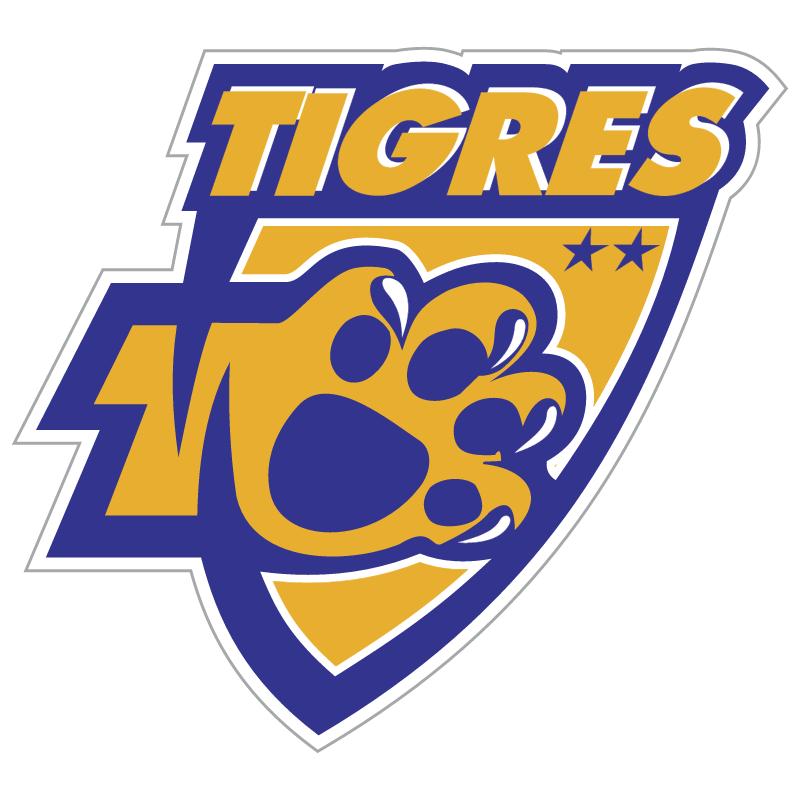 Tigres de la UANL 2 vector