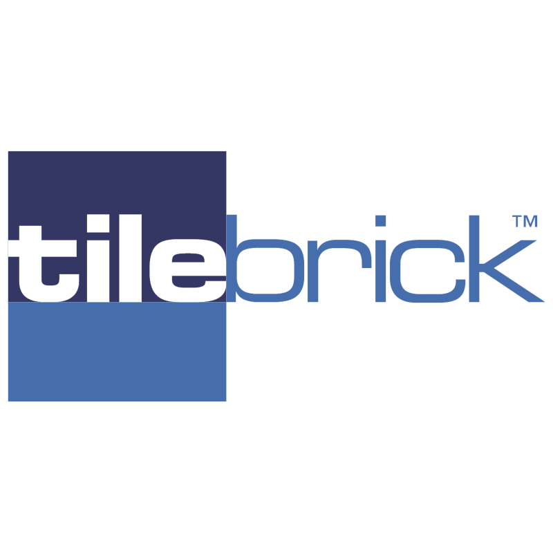 TileBrick vector logo
