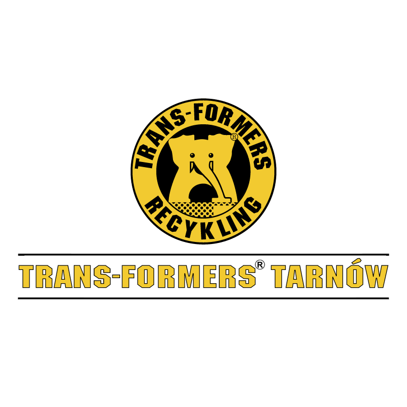 Trans Formers Tarnow vector