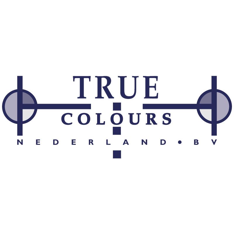 True Colours vector