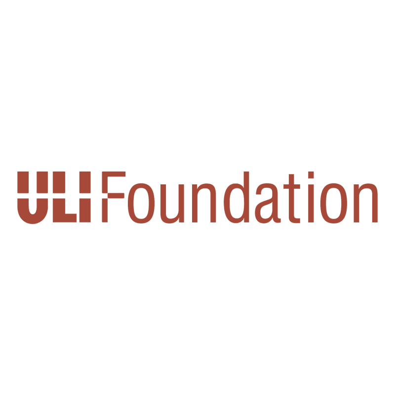 ULI Foundation vector