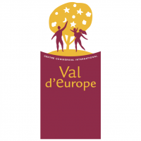 Val d'Europe vector