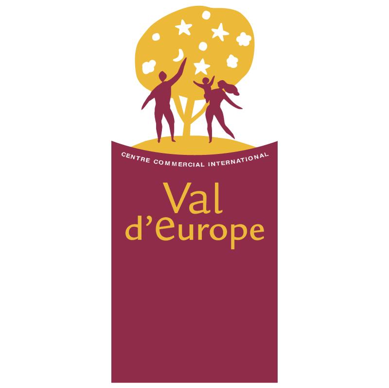 Val d'Europe vector logo