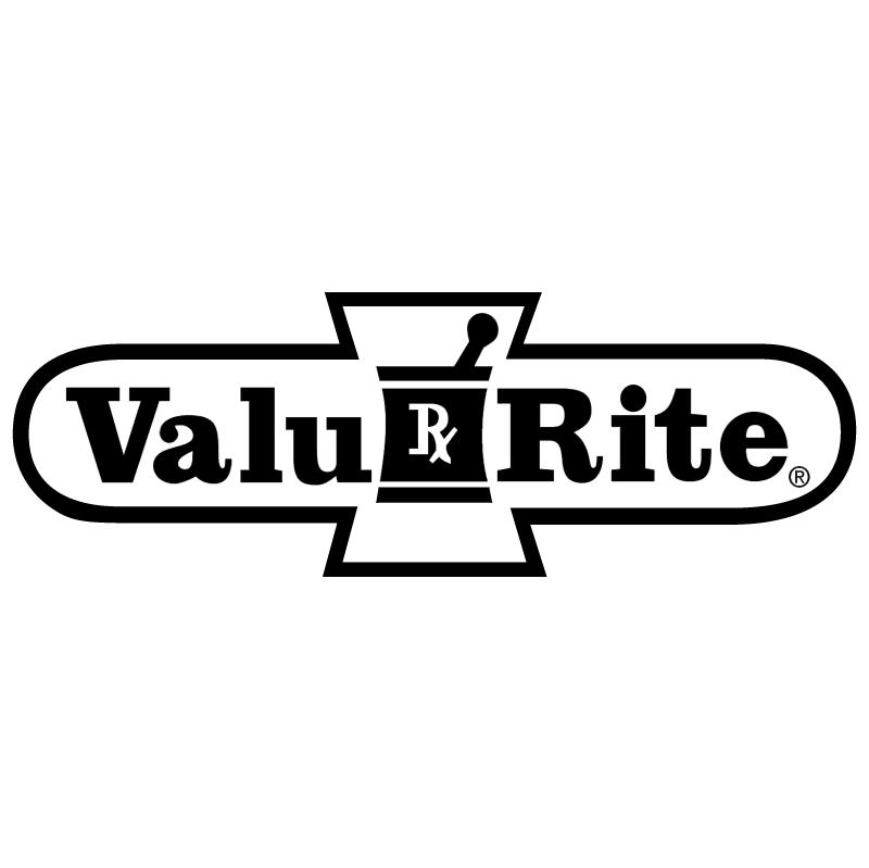 ValuRite vector logo