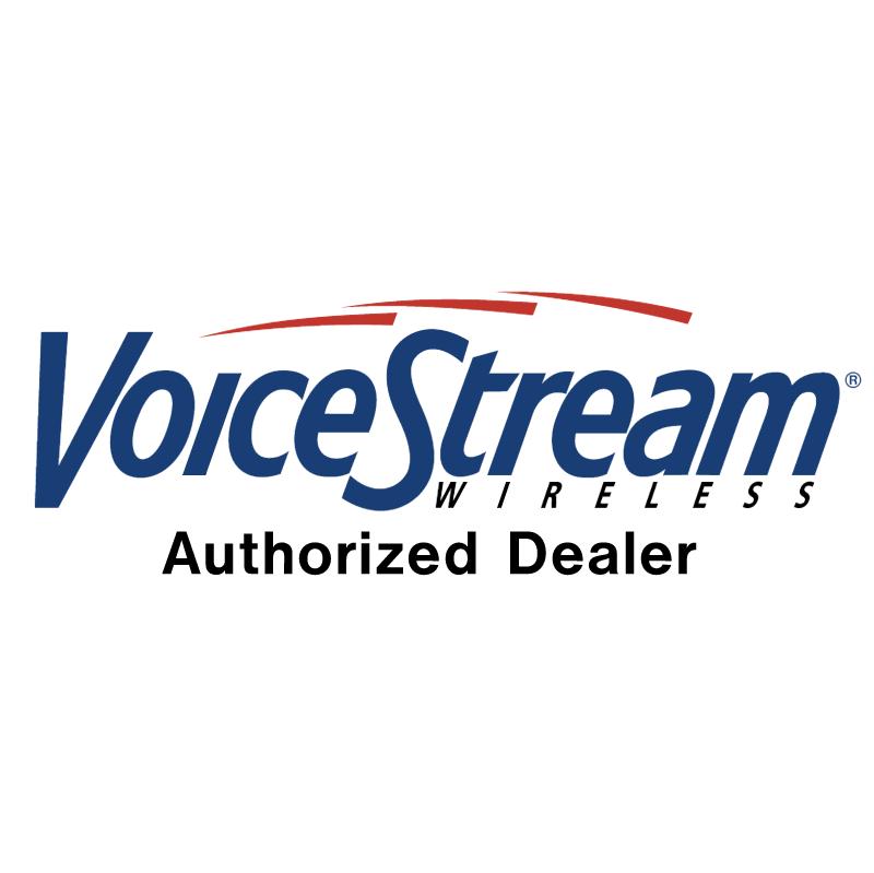 Voice Stream Wireless vector
