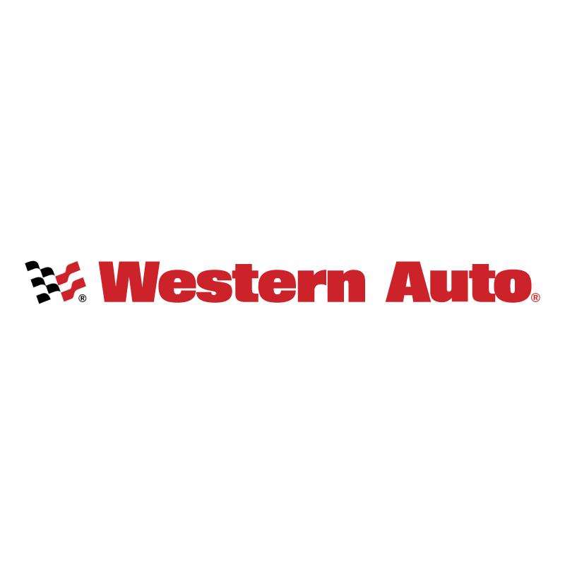 Western Auto vector