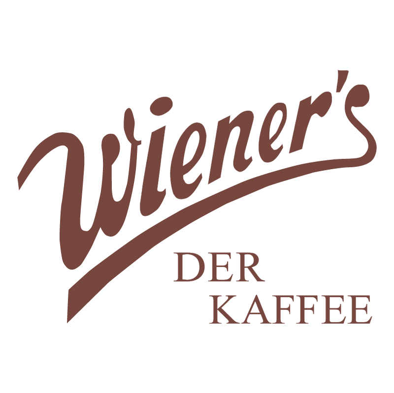 Wiener's der Kaffee vector