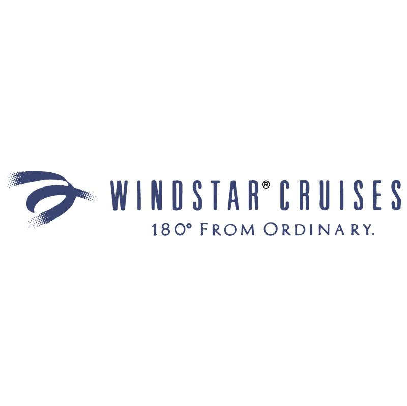 Windstar Cruises vector logo