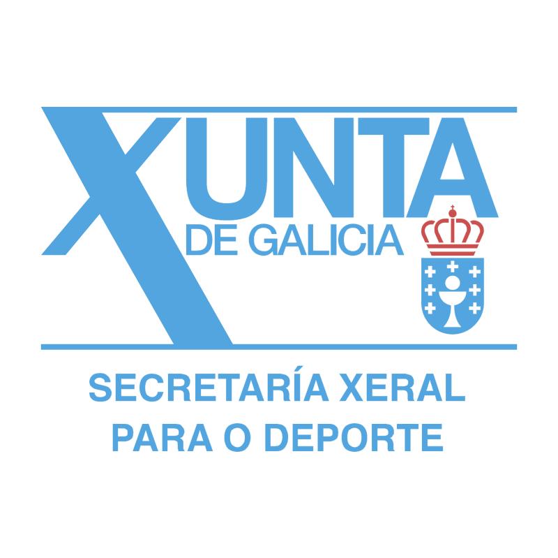 Xunta De Galicia vector