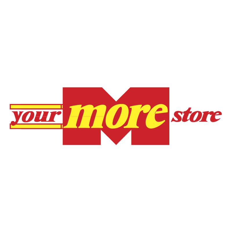 Your More Store vector