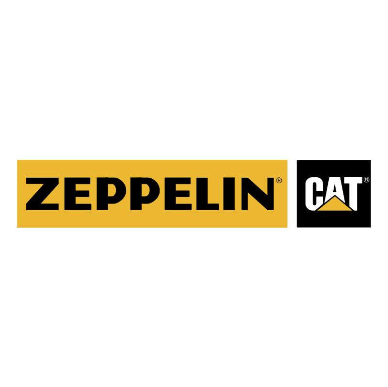 Zeppelin Caterpillar vector