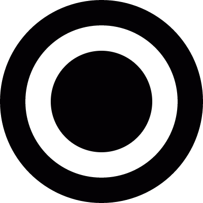 Selectioned Circle vector logo
