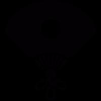 Tessen Fan vector