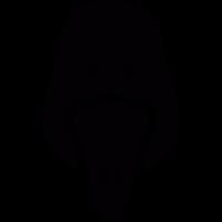 Seagull head vector