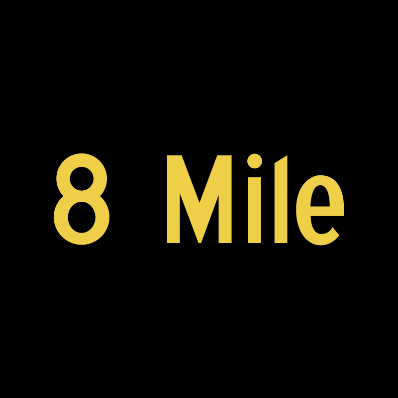 8Mile vector logo