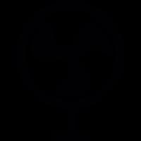 Circular fan vector