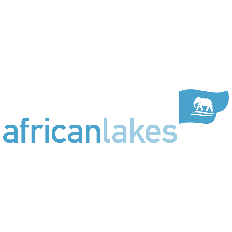 African Lakes vector