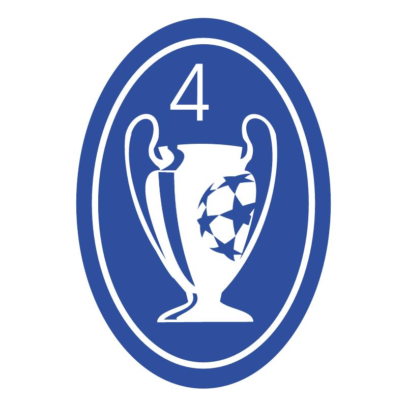 Ajax Champions Badge 75883 vector logo