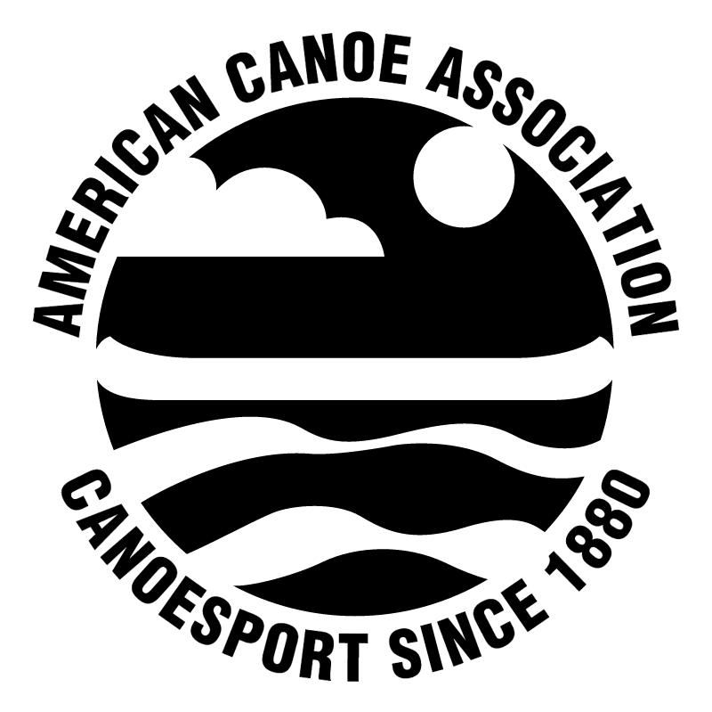 American Canoe Association 47226 vector