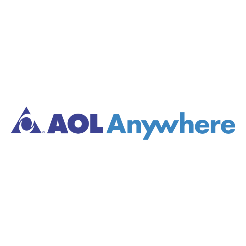 AOL Anywhere vector