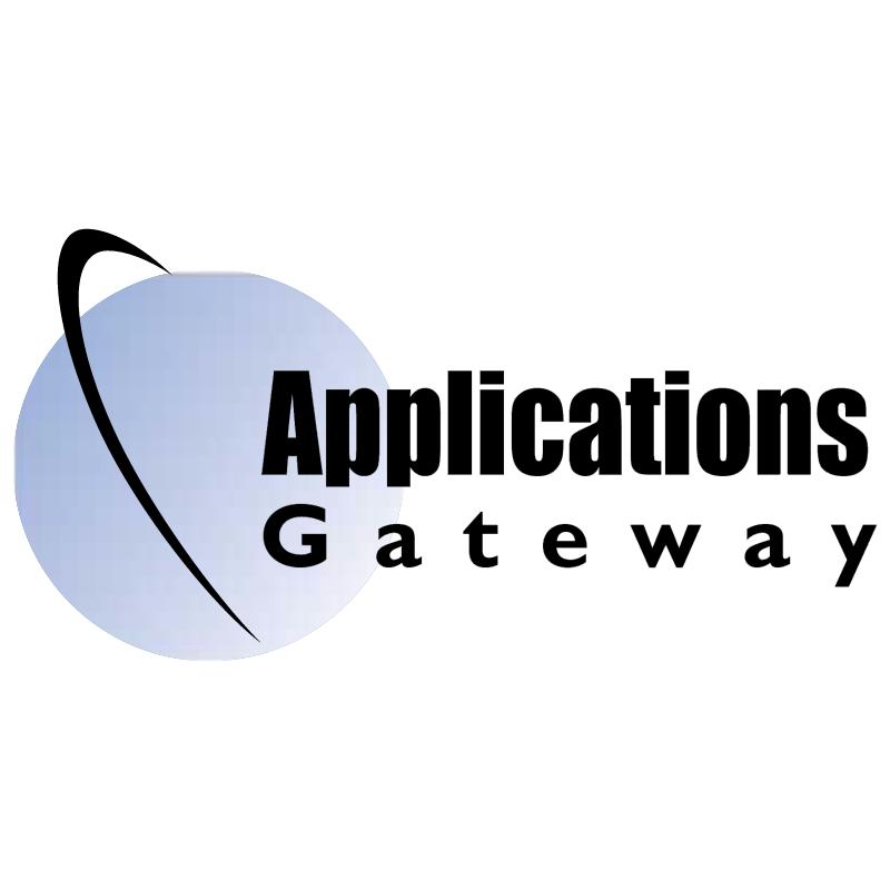 Applications Gateway 12431 vector