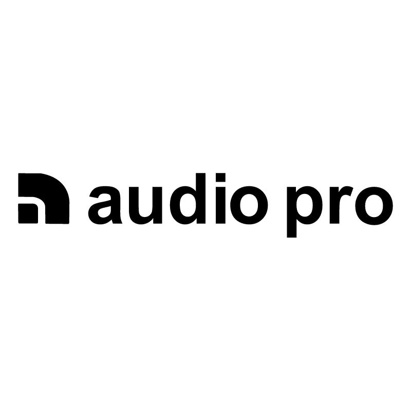 Audio Pro 69948 vector