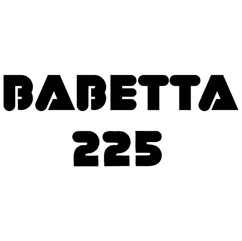 Babetta 225 vector