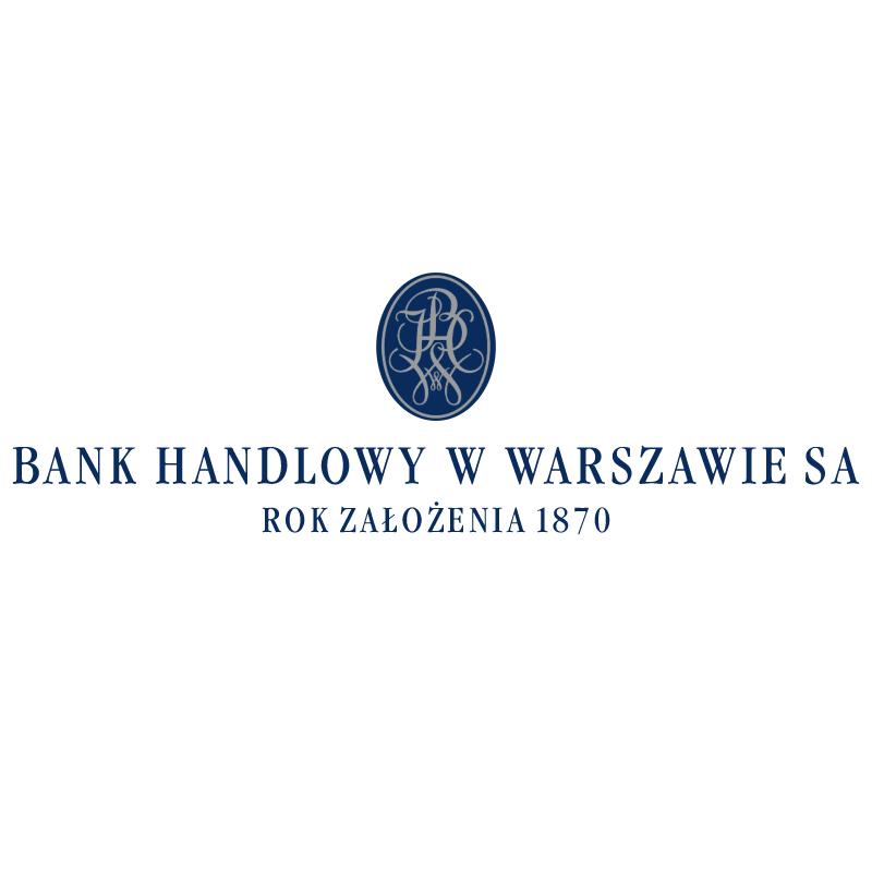 Bank Handlowy vector