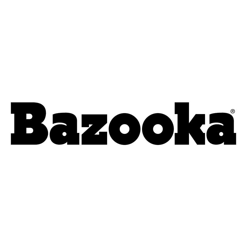 Bazooka 47124 vector