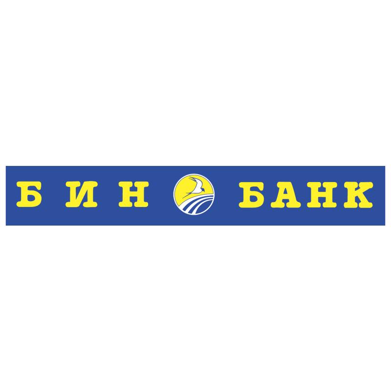 BIN Bank 11369 vector
