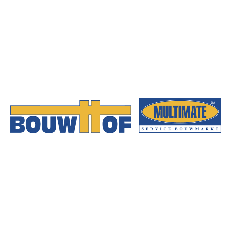 Bouwhof Multimate Borne vector