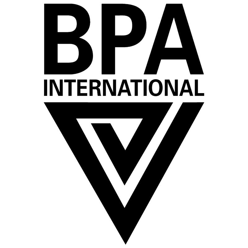 BPA International vector