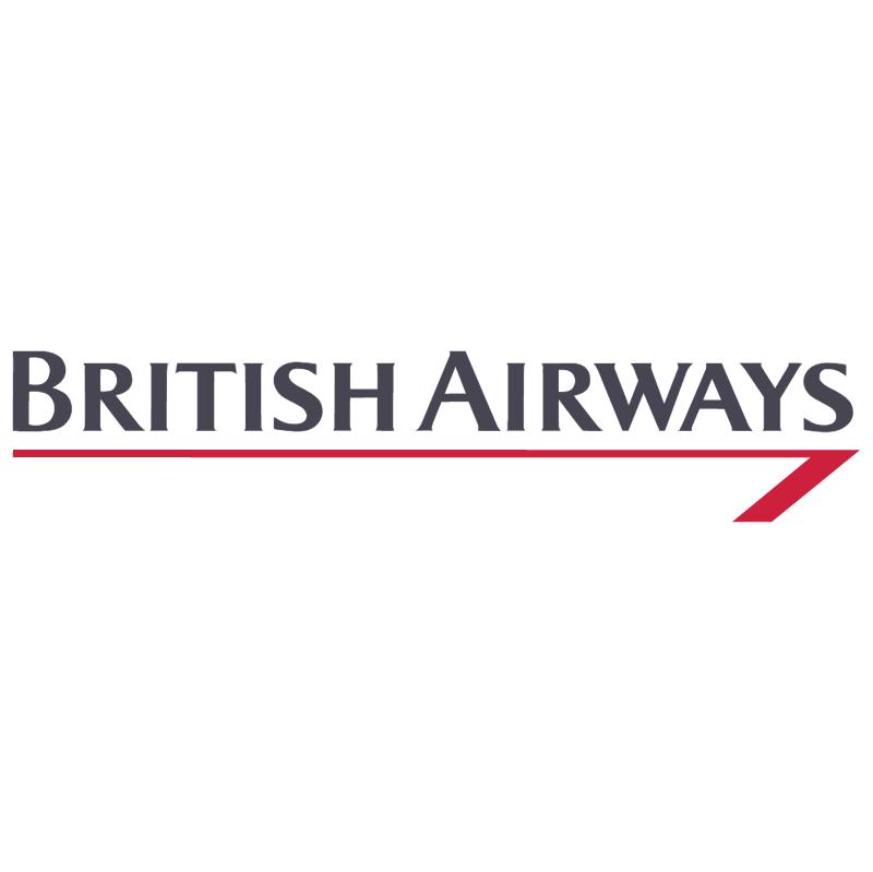 British Airways 962 vector