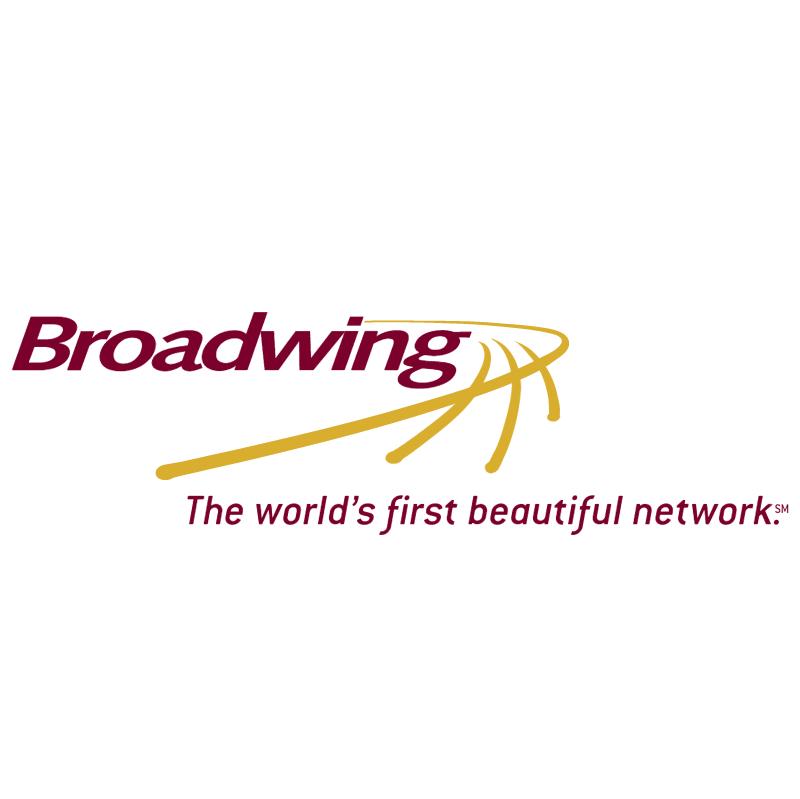 Broadwing vector