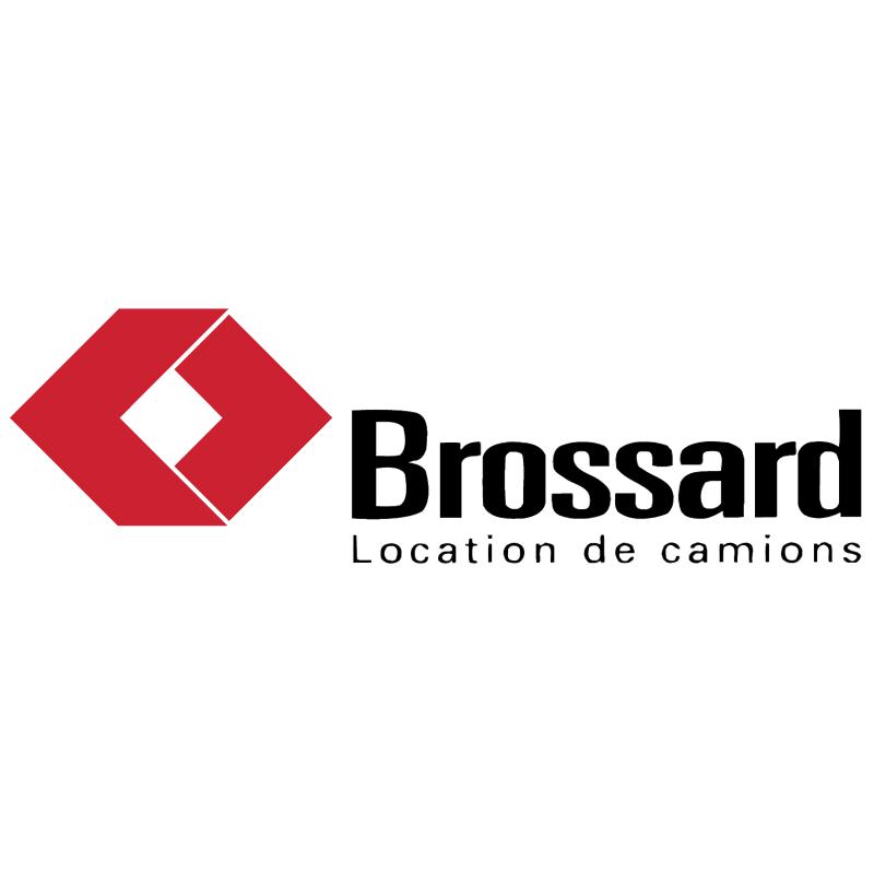 Brossard 9399 vector logo