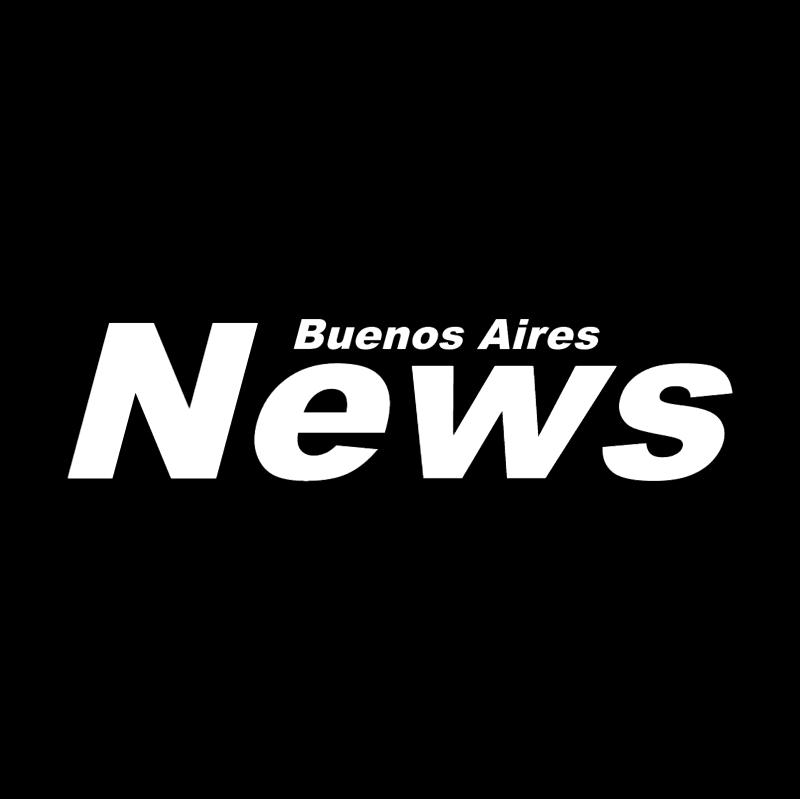 Buenos Aires News vector