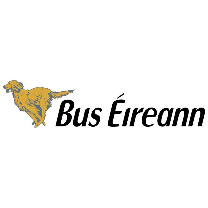 Bus Eireann vector