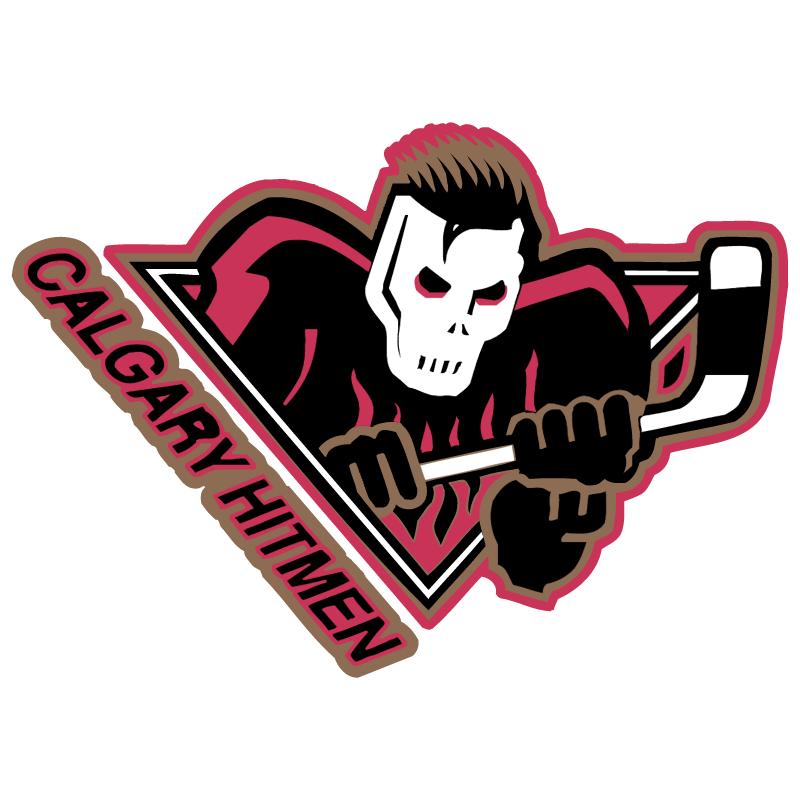 Calgary Hitmen vector