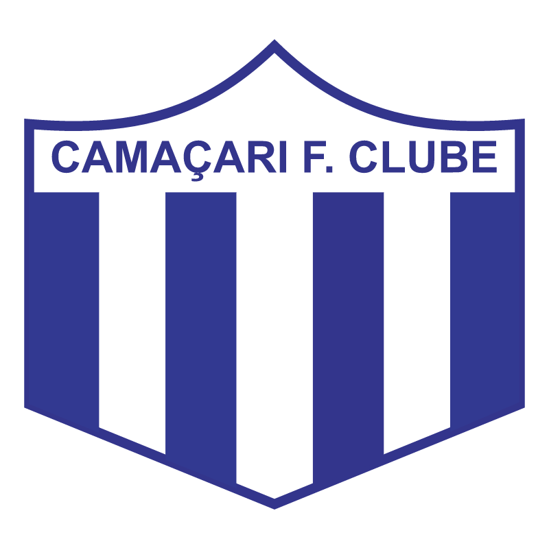 Camacari Futebol Clube de Camacari BA vector