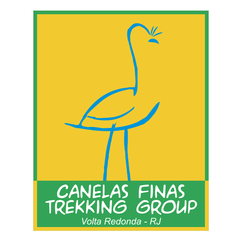 Canelas Finas Trekking Group vector