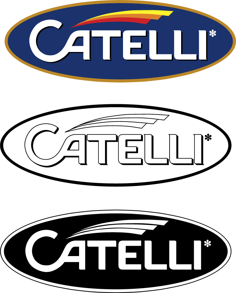 Catelli logos vector