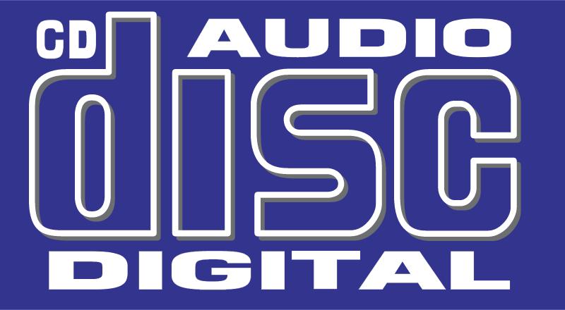 CD Digital Audio logo3 vector logo