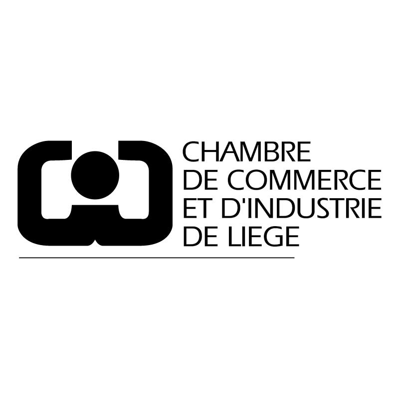 Chambre De Commerce Et D'Industrie De Liege vector logo