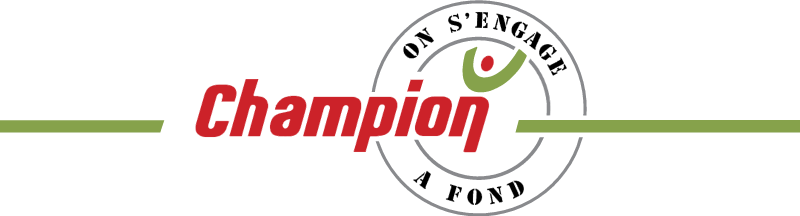 Champion on S'Engage vector