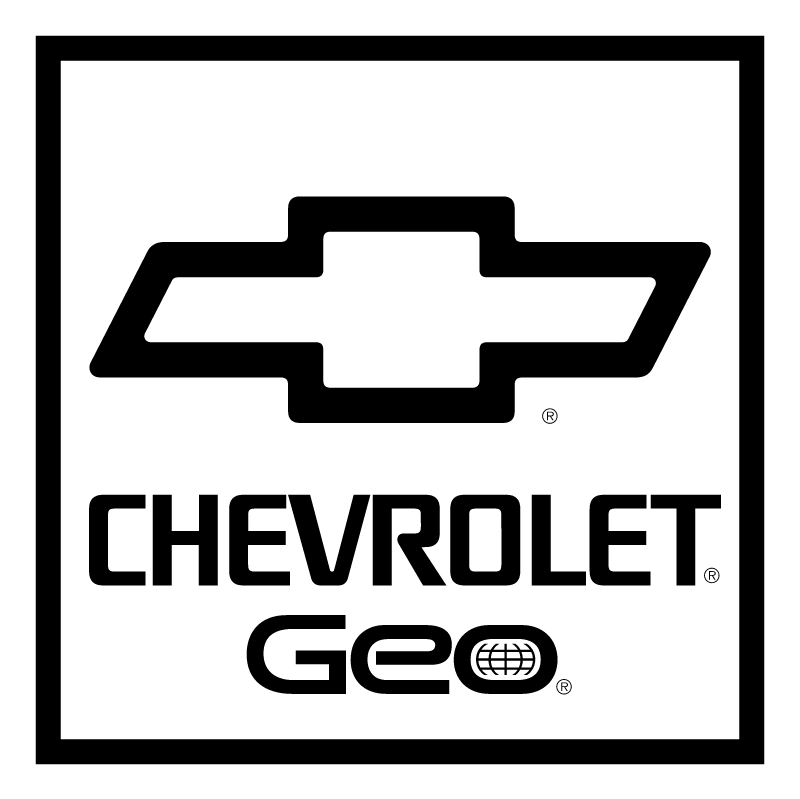 Chevrolet Geo vector